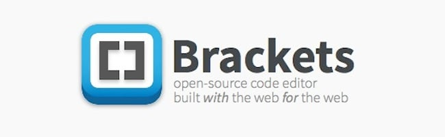 Brackets – L'éditeur open source d'Adobe