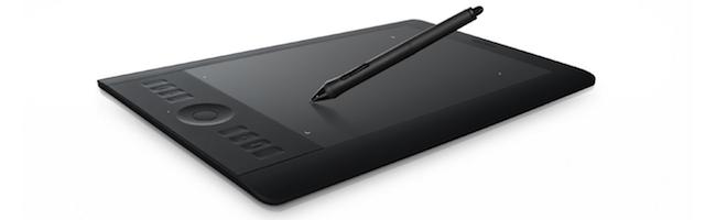 Bon plan sur la tablette graphique Wacom Intuos 5