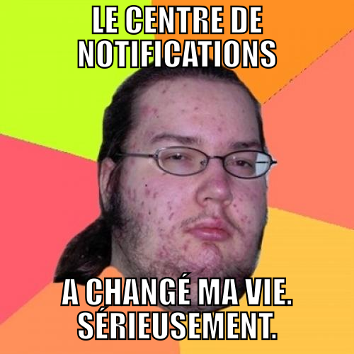 notif Désactiver le centre de notifications sous Mac OSX