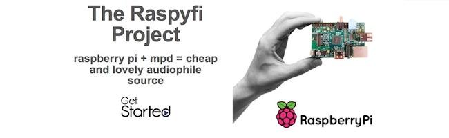 RaspyFi – La HiFi Raspberry Pi