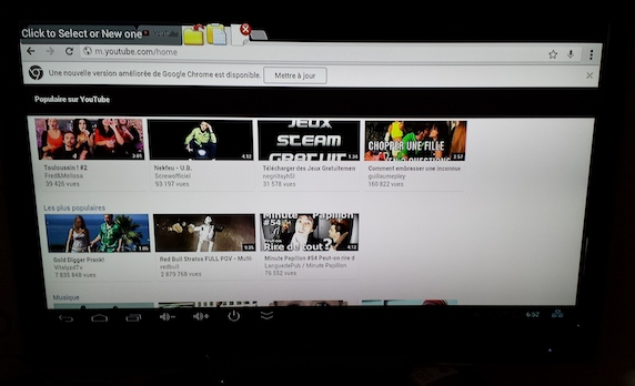 20131017 085237 Test de la box TV Android Minix Neo X7