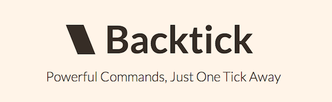 Un extension Chrome pour regrouper tous vos bookmarklets