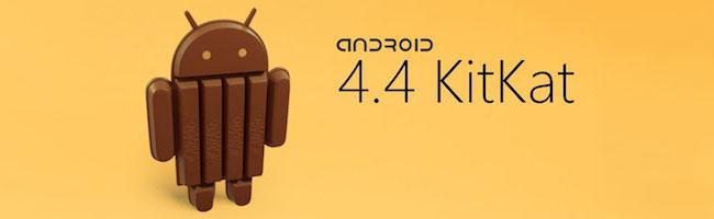 Installez les applications KitKat sur un téléphone qui n'est pas sous Android 4.4