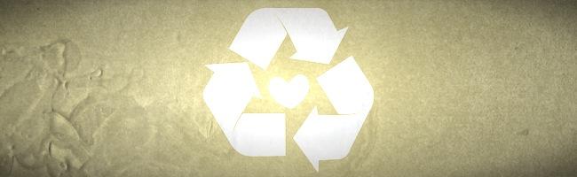 Recyclage d'enceinte à vibrations