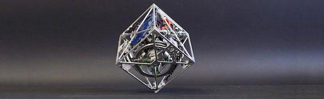 Cubli, le robot cubique