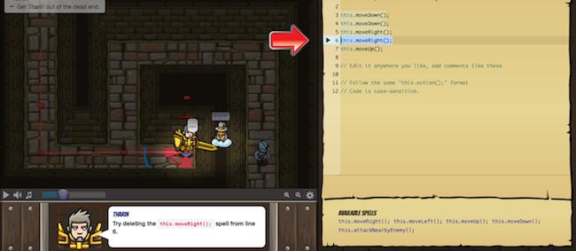 codecombat CodeCombat   Le jeu qui va vous apprendre à programmer