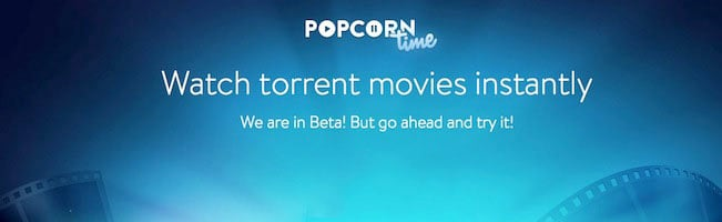 Popcorn Time sur Android (non officielle)