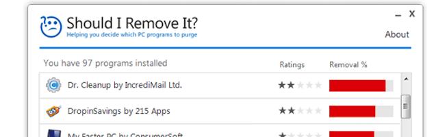 Quels sont les logiciels que vous devez absolument supprimer ?