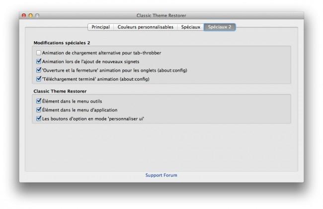 firefox 29 lextension ceux naiment pas nouvelle interface australis4 650x420 Firefox 29   Lextension pour ceux qui naiment pas la nouvelle interface Australis