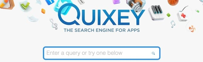 Quixey – Un méta-moteur de recherche pour applications mobiles