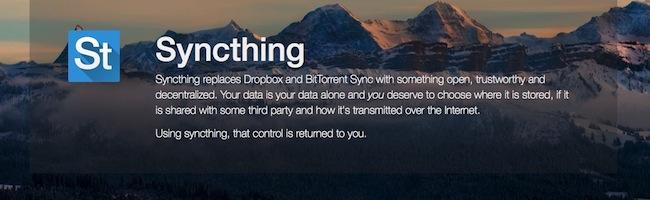 Syncthing – Un clone de BTSync pour se débarrasser de Dropbox