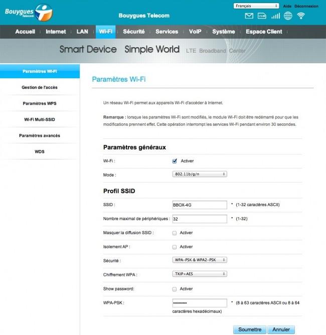 Test de la box 4g bouygues korben - Avoir internet sans box ...
