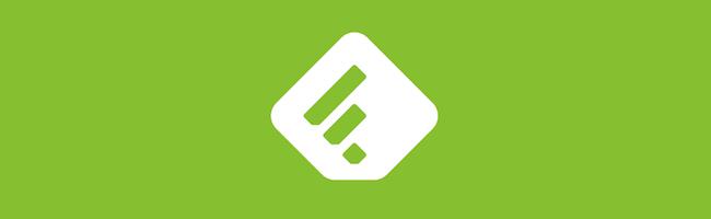 Feedly propose des sauvegardes de vos flux RSS et news enregistrées