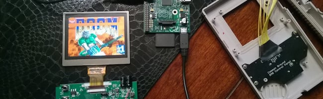 Super Pi Boy – Ressuciter une GameBoy avec un Raspberry Pi
