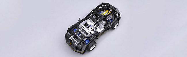Comment restaurer d'anciens sets LEGO ?
