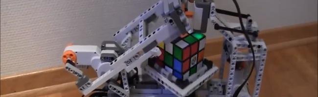 Des machines folles en LEGO