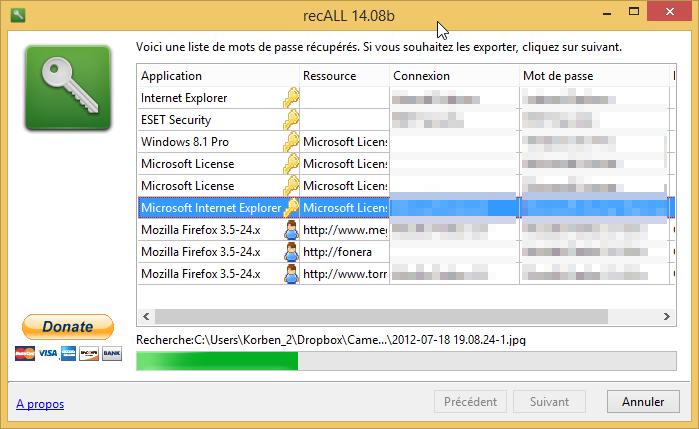 r u00e9cup u00e9rer les mots de passe et les cl u00e9s de licence de vos logiciels windows  u2013 korben