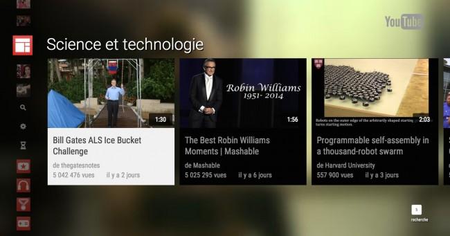 ytsearch1 650x341 Pilotez Youtube pour TV avec votre smartphone