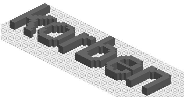js Obelisk   De la 3D isométrique avec javascript