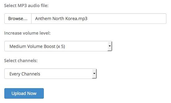 mp3louder Boostez le volume de vos MP3