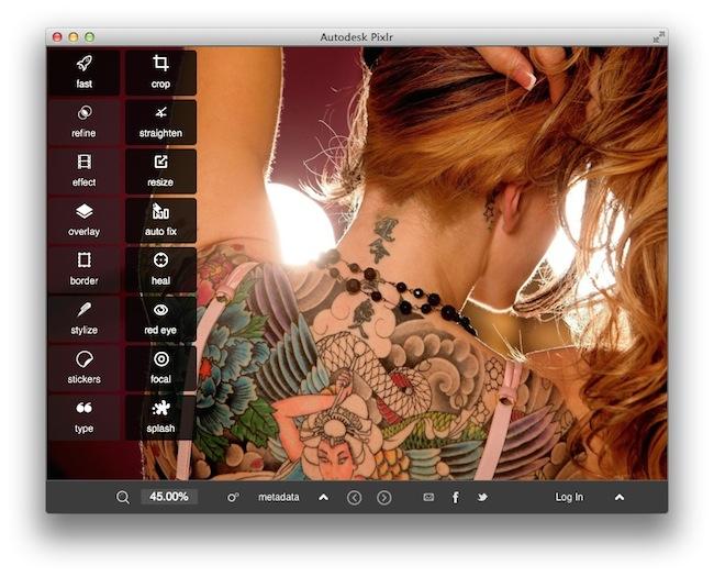 pixlr desktop outil gratuit retoucher vos photos Pixlr Desktop   Un outil gratuit pour retoucher vos photos