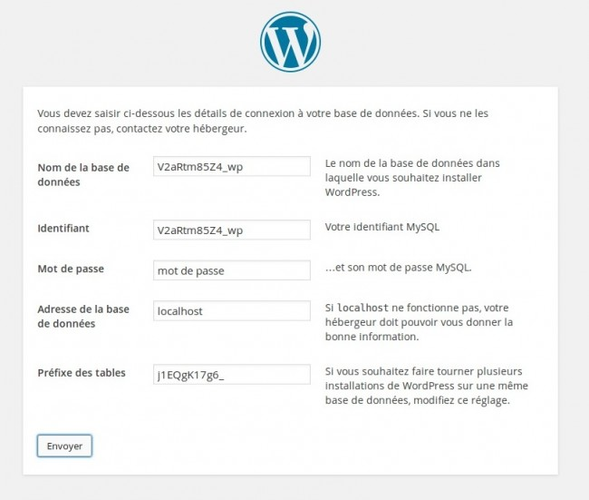 configwp 650x551 Sécuriser WordPress Linstallation