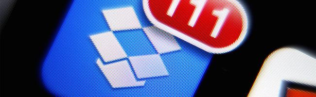7 millions de comptes Dropbox «dans la nature»… Faut-il flipper ?