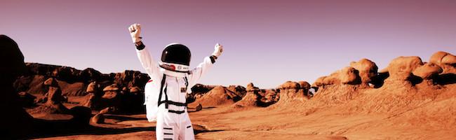 Le futur de l'Humanité passera par Mars d'après Elon Musk