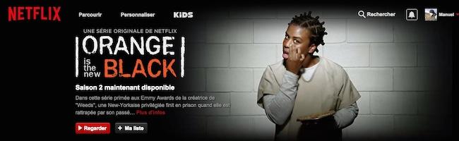 Netflix – Une extension Chrome pour améliorer votre expérience utilisateur