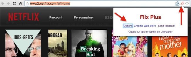 netflixtweak Netflix   Une extension Chrome pour améliorer votre expérience utilisateur