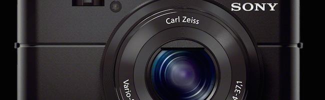 Test de l'appareil photo Sony RX100 Mark 3