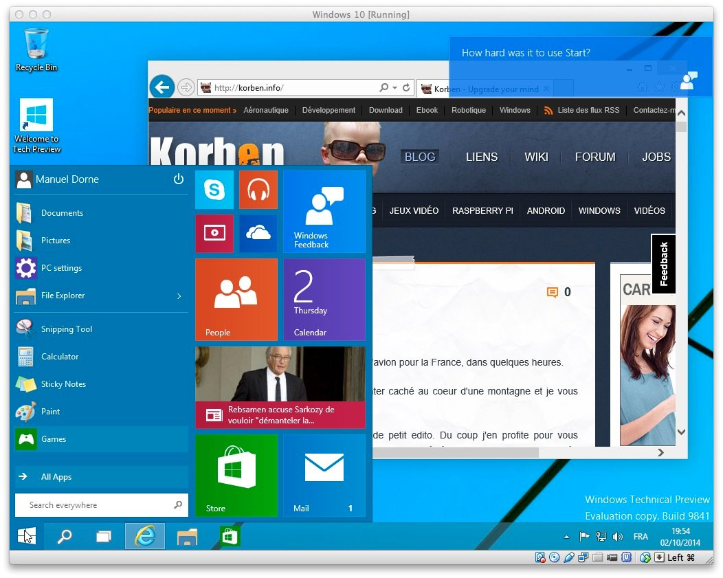 T l charger et installer windows 10 korben - Telecharger open office gratuit windows francais ...