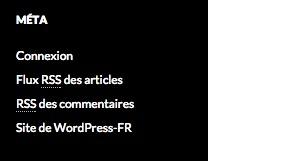 connex Sécuriser WordPress – Les thèmes