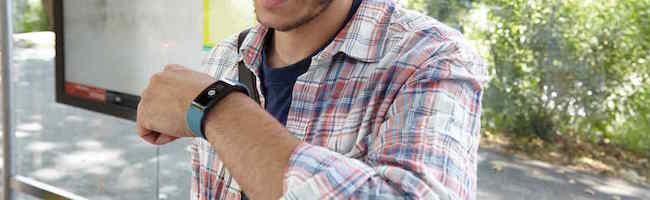 Premières impressions du bracelet Sony Smartband Talk