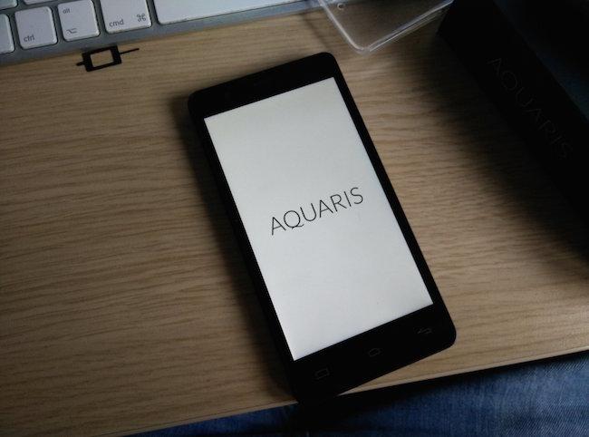 aquarius A gagner : Un smartphone Aquaris E5 4G de BQ