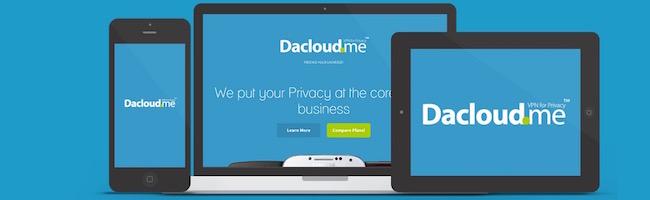 Chiffrez vos connexions avec le VPN Dacloud