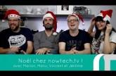 Emission spéciale Noël Nowtech x Korben