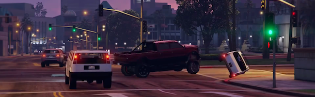 Most Wanted – Une bande annonce 100% GTA 5