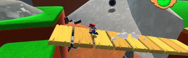 Super Mario 64 HD jouable dans votre navigateur