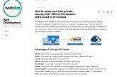 Utiliser Amazon WebServices (AWS) comme VPN