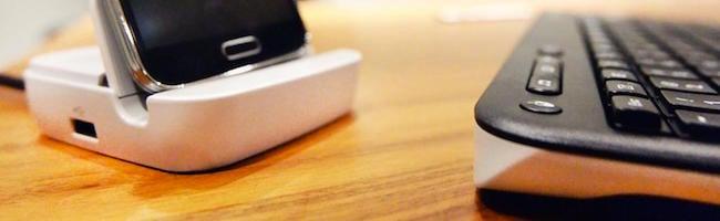Andromium OS – Transformez votre téléphone Android en ordinateur de bureau