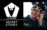 Secret Story de la loi sur le Renseignement