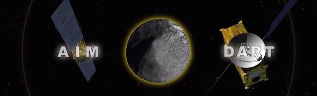 Une mission pour détourner un astéroïde de sa trajectoire