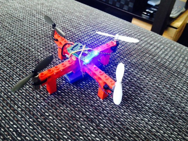 Construisez votre propre drone korben for Construisez votre propre plan