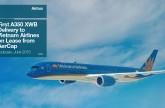 Inauguration de l'A350 XWB de Vietnam Airlines à 10h