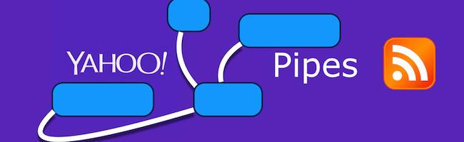 Yahoo Pipes s'arrête… Par quoi le remplacer ?