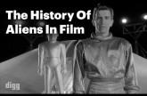 Les extraterrestres à travers les films