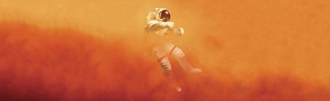 Seul sur Mars… mais pas trop