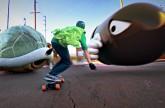 Super Mario Skate