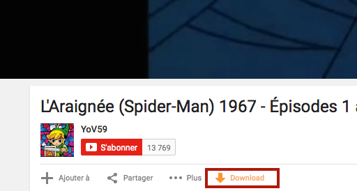 telecharger une video youtube